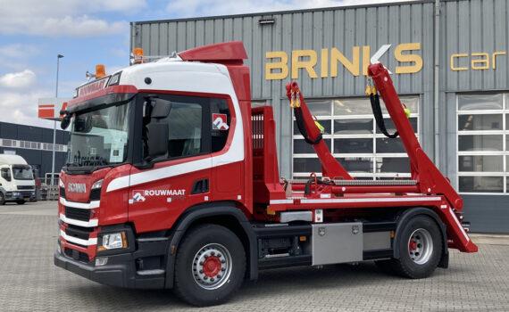Rouwmaat VDL Portaal Scania