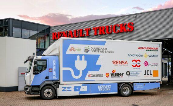 Renault D ZE